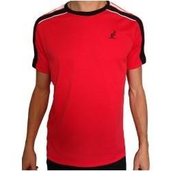 Футболка Australian (красно-черная)