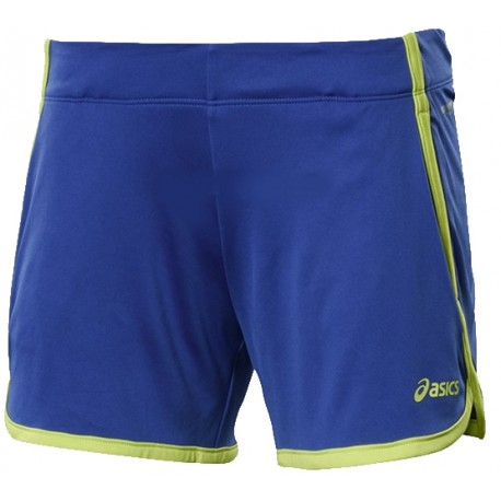 Шорты теннисные женские ASICS Knit Short Blueberry