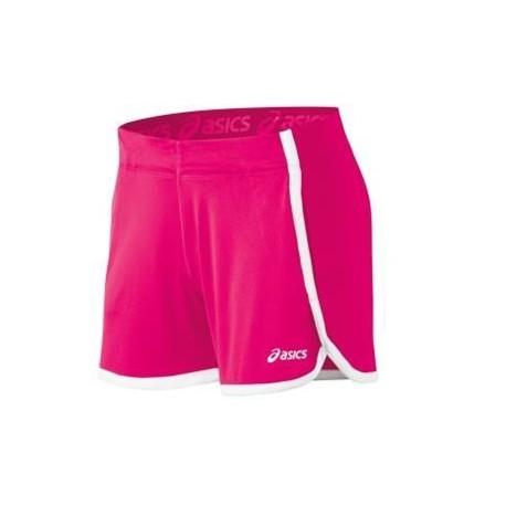 Шорты теннисные женские ASICS Knit Short Pink