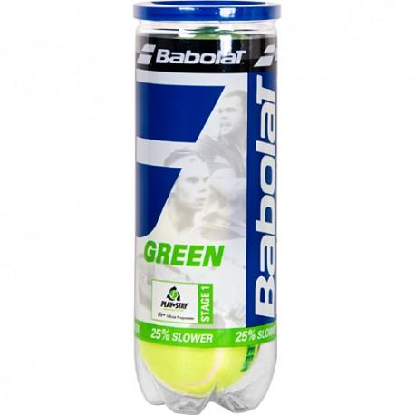 GREEN  X3