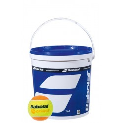 Теннисные мячи BABOLAT ORANGE x36, ведро