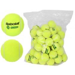 Теннисные мячи BABOLAT GREEN X72 в сумке