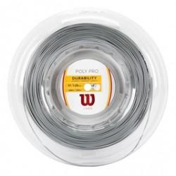 WILSON Poly Pro 1.25 Gray 200 m
