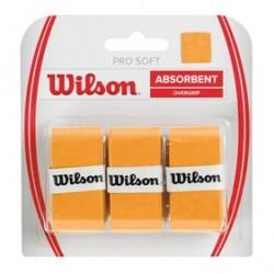 Овергрип WILSON Pro Soft Overgrip x3 Gold