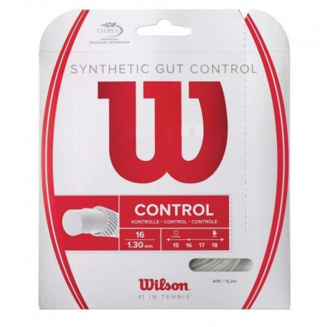WILSON Synthetic Gut Control 130/16 Nat 12.2