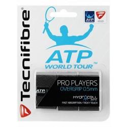 Овергрип TECNIFIBRE Pro Players ATP World Tour x3 Black