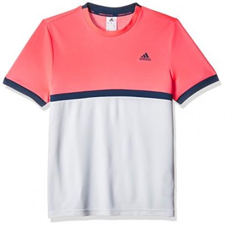 Футболка для занятий теннисом Adidas B Court Tee