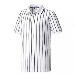 Теннисное поло Adidas Pharrell Williams NY Striped Boy's Tennis Polo