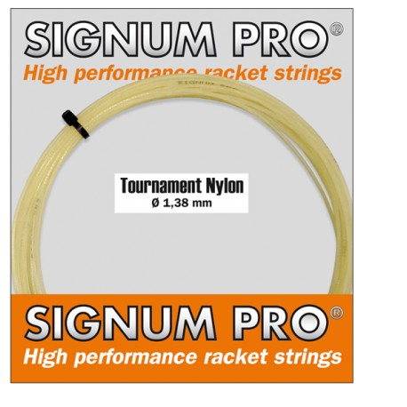Теннисные струны Signum Pro Tournament Nylon