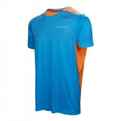 Футболка тенниская мужская t-shirt crew neck perf men Вabolat