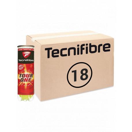 Теннисные мячи TECNIFIBRE TOUR ONE