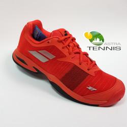 Кроссовки теннисные BABOLAT JET All Court (красные)