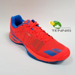Теннисные кроссовки Babolat JET TEAM ALL COURT (красные)
