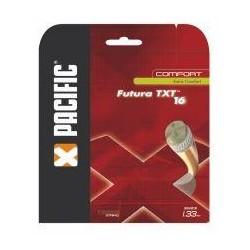 Теннисные струны Pacific Futura TXT 16 1.33 mm./12 m.