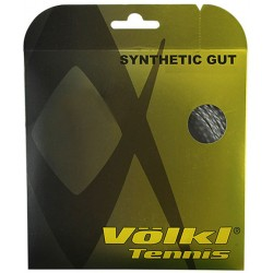 Теннисные струны Volkl Synthetic Gut 17 1.25 mm./12 m.(Silver)