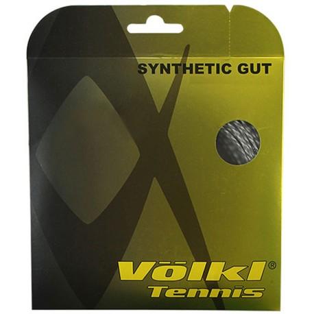 Теннисные струны Volkl Synthetic Gut 17 1.25 mm./12 m.(Gold)