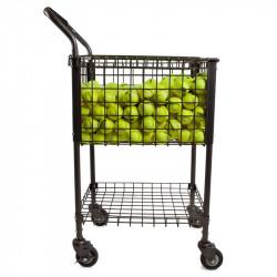 Корзина для теннисных мячей GAMMA Ballhopper Brute Teaching Cart 325