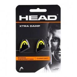 HEAD Xtra Damp Виброгаситель Чёрный/Лайм