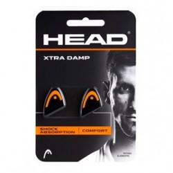HEAD Xtra Damp Виброгаситель Чёрный/Оранж